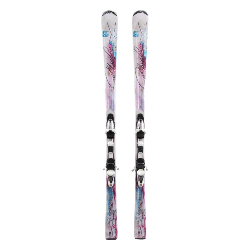 Ocasión de esquí Nordica Axana Fastrack 3 - Fijaciones