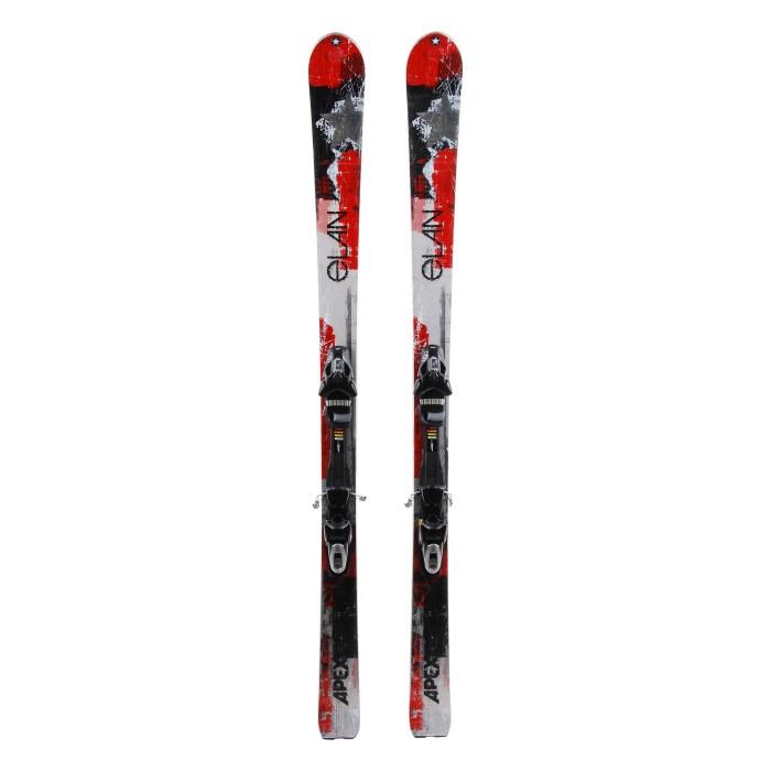 Ski occasion Elan Apex - bindings