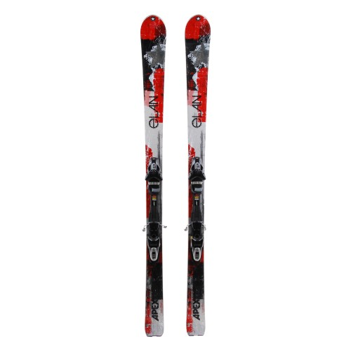 Ski occasion Elan Apex + fixations
