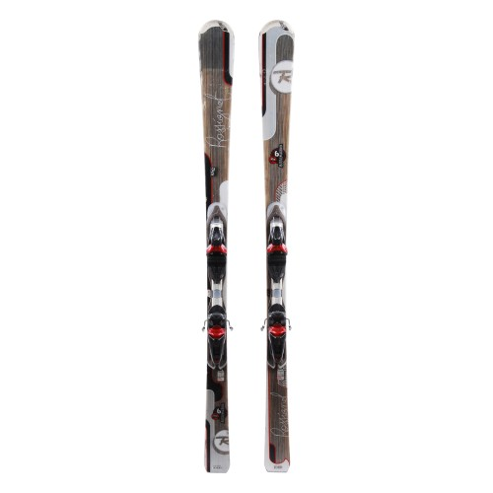 Ski occasion Rossignol Attraxion 6 Echo - bindings