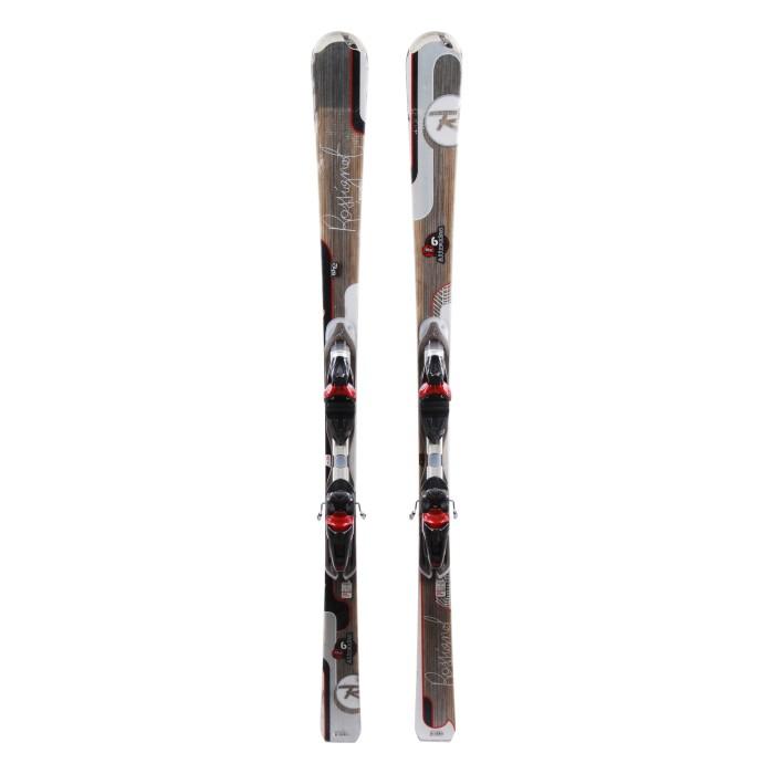 Ski occasion Rossignol Attraxion 6 Echo + fixations