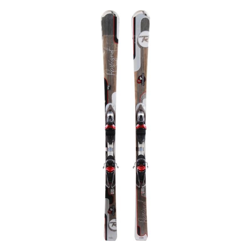 Ski Anlass Rossignol Attraxion 6 Echo - Bindungen