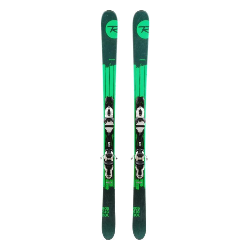 Ocasión de esquí Rossignol Sprayer - fijaciones