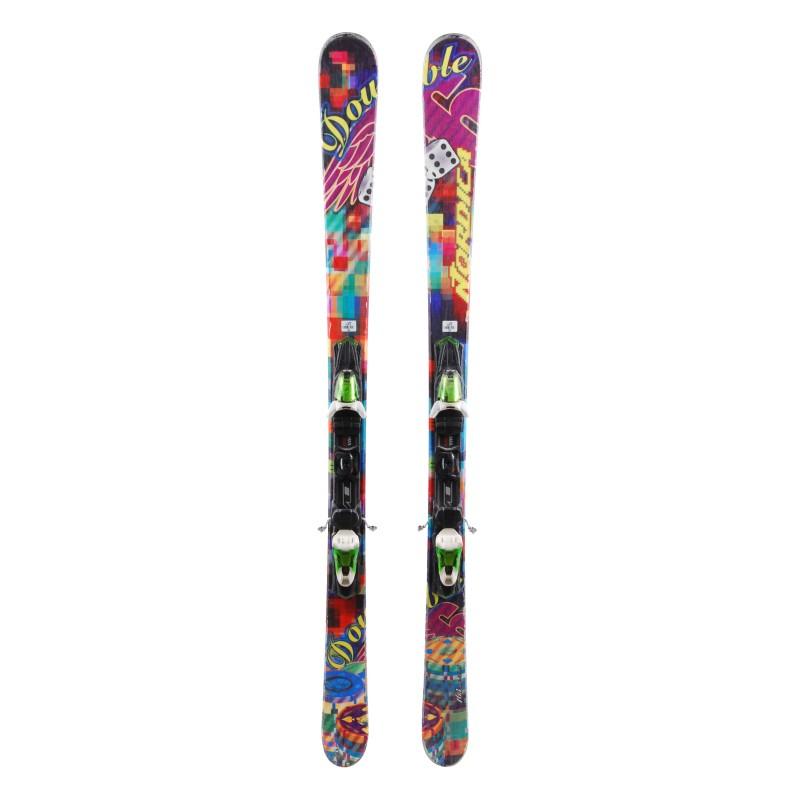 Ocasión de esquí Nordica Double Six - fijaciones