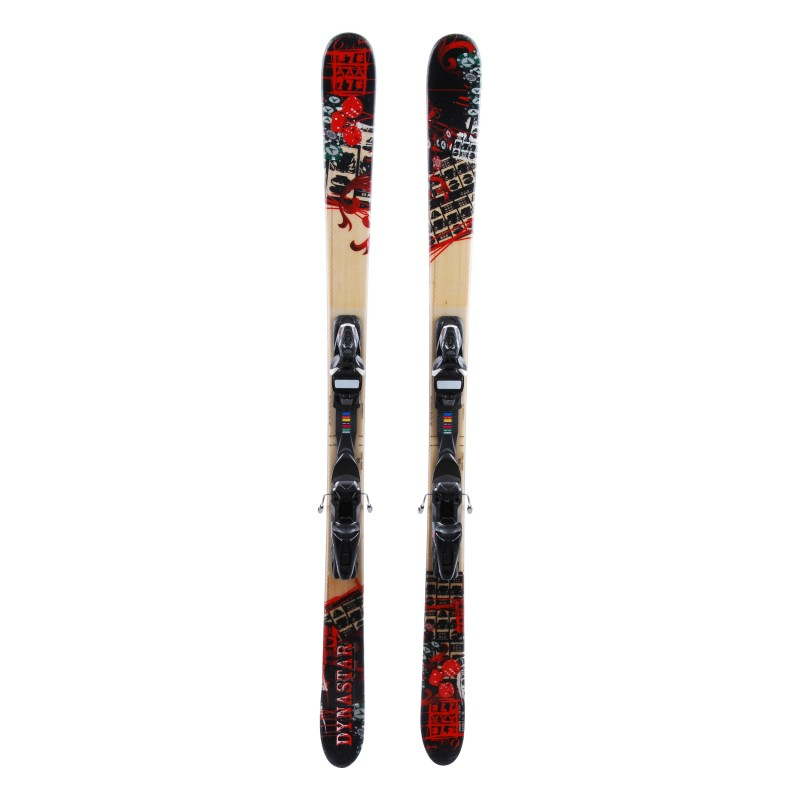 Ski occasion Dynastar 6 th Sense Serial Qualité B + fixations