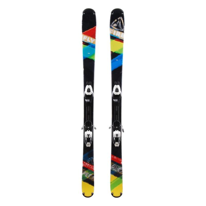 Ski occasion Firefly Prospect Qualité B + fixations