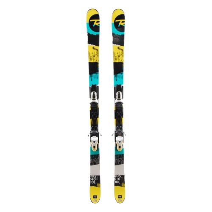 Ski occasion Rossignol Sprayer xelium + fixations