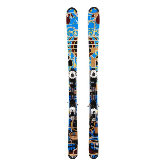 Ski used Firefly Prospect - fijaciones
