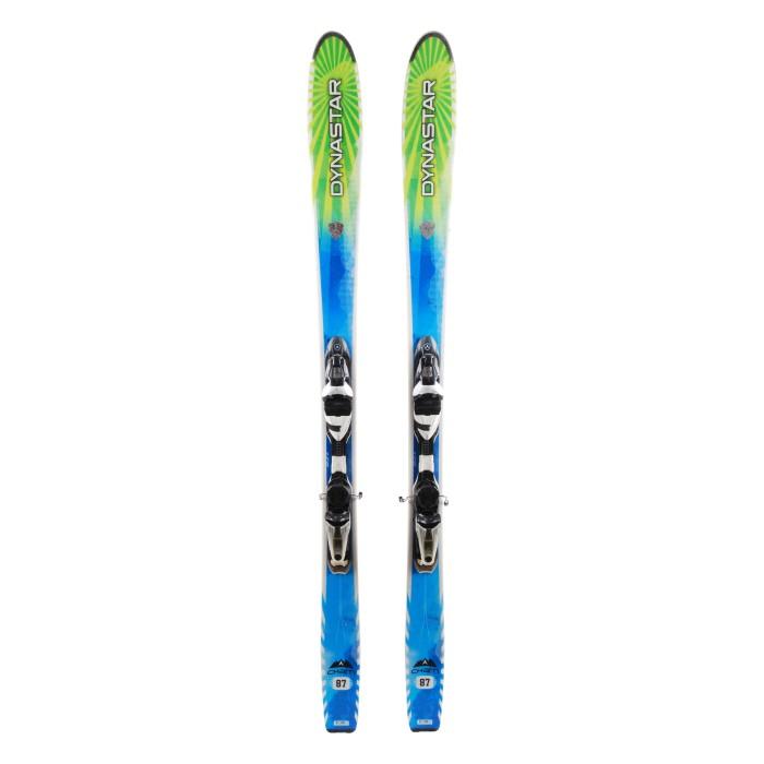 Ski occasion Dynastar Cham 87 - bindings