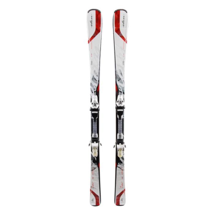 Ski occasion Elan Amphibio Instinct + fixations