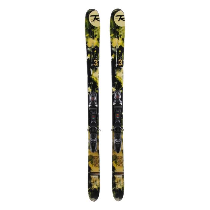 Ski occasion Rossignol S3 + fixations