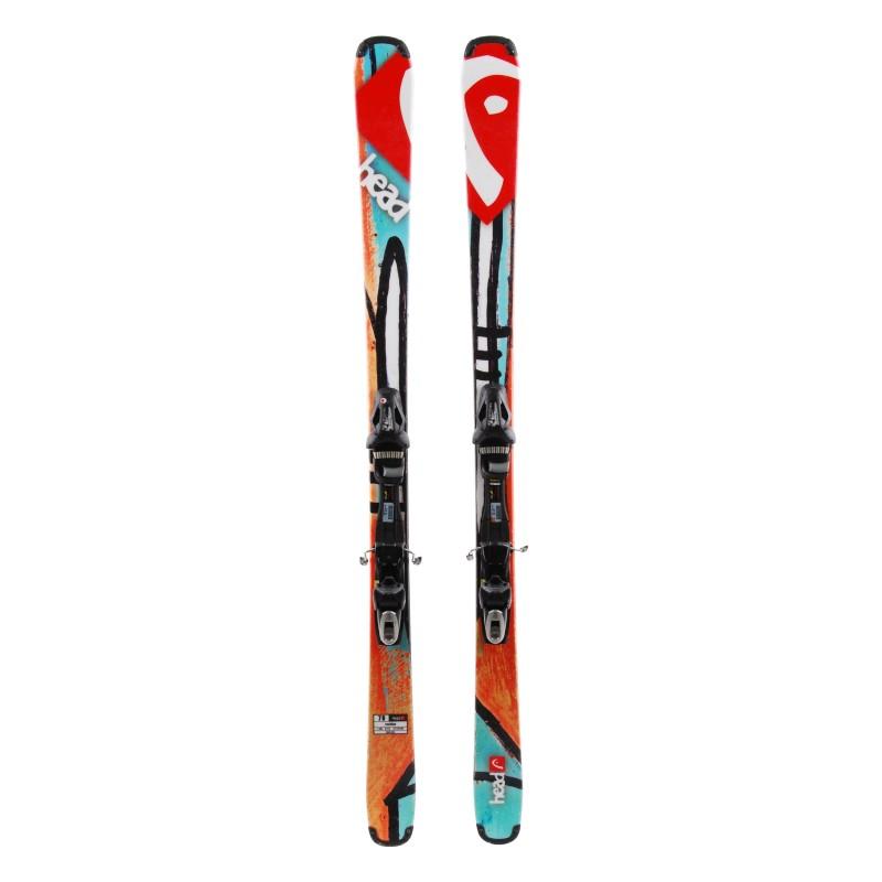 Ski occasion Head Residue Qualité B + fixations
