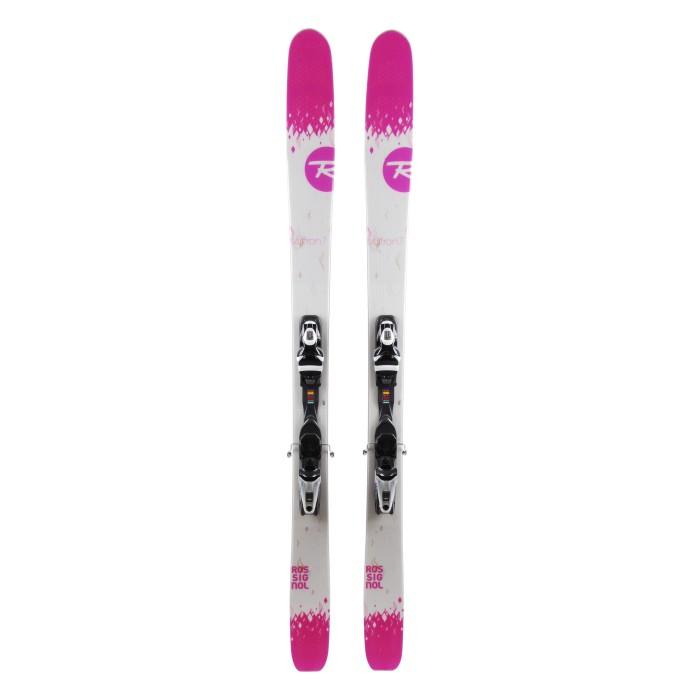 Ski occasion Rossignol Saffron 7 - bindings