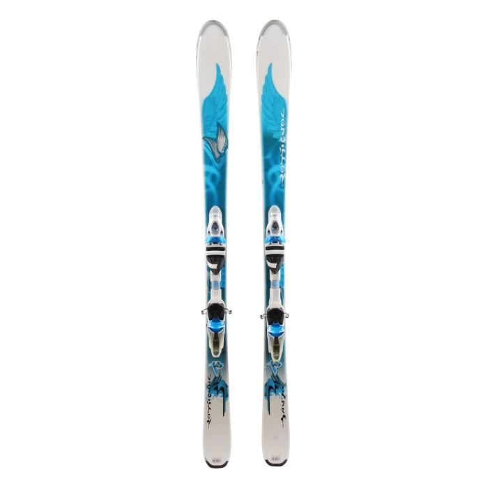 Ski occasion Rossignol B78 W + fixations