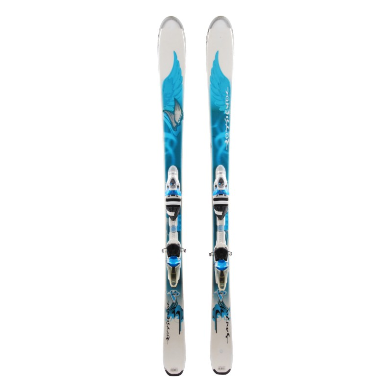 Ski occasion Rossignol B78 W qualité B + fixations
