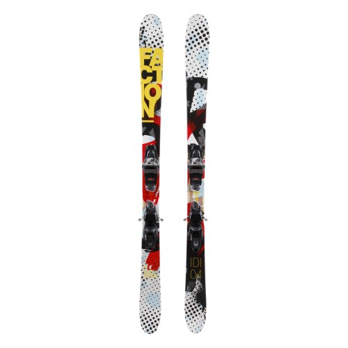 Ski occasion Faction Idiom + Fixations