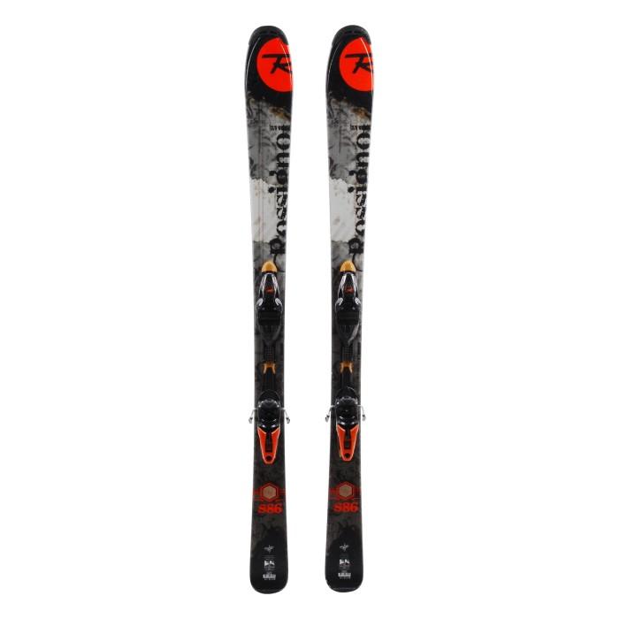 Ski Anlass Rossignol S86 - Bindungen