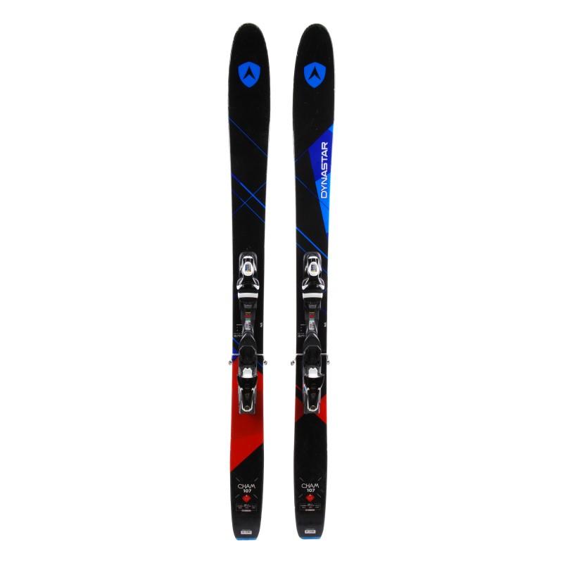 Ocasión de esquí Dynastar Cham 2.0 107 - Fijaciones