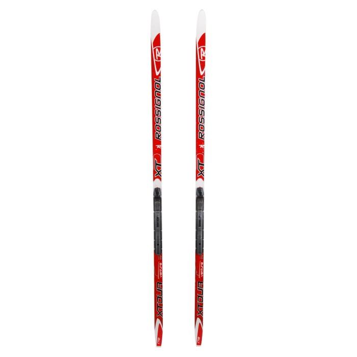 Ski de fond occasion Rossignol X Tour Venture + fixaxion SNS profil