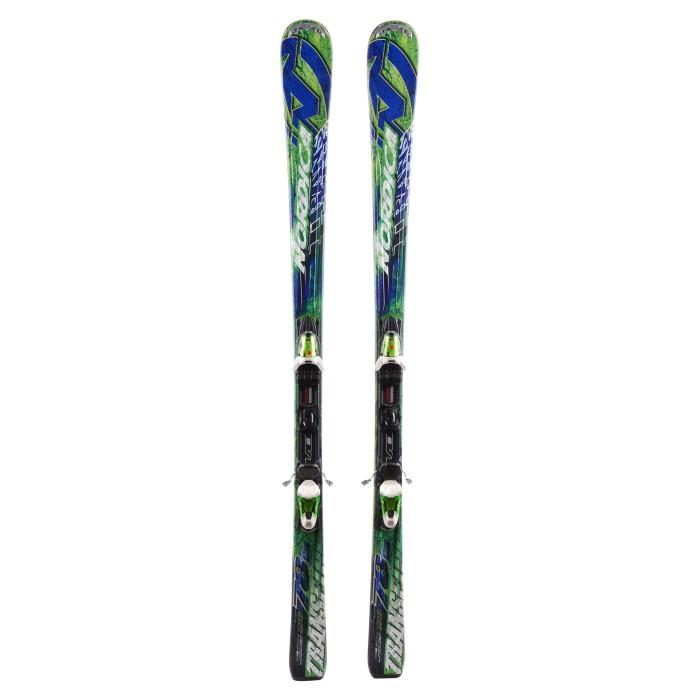 Ski occasion Nordica Transfire 78 CA + fixations