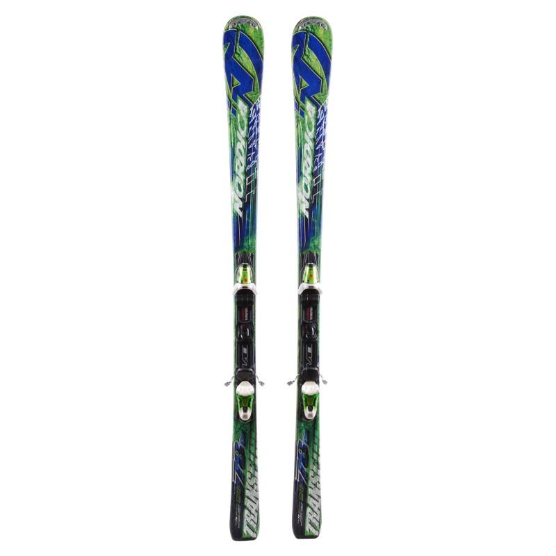 Ski Nordica Transfire 78 CA + bindings