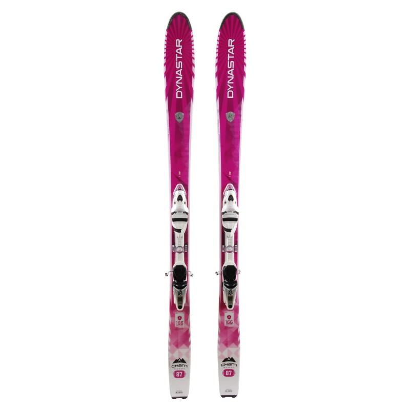 Ski Dynastar Cham 87 + Bindung