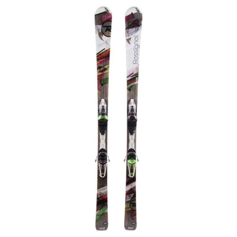 Ski occasion Rossignol Attraxion Echo 6 qualité B + fixation