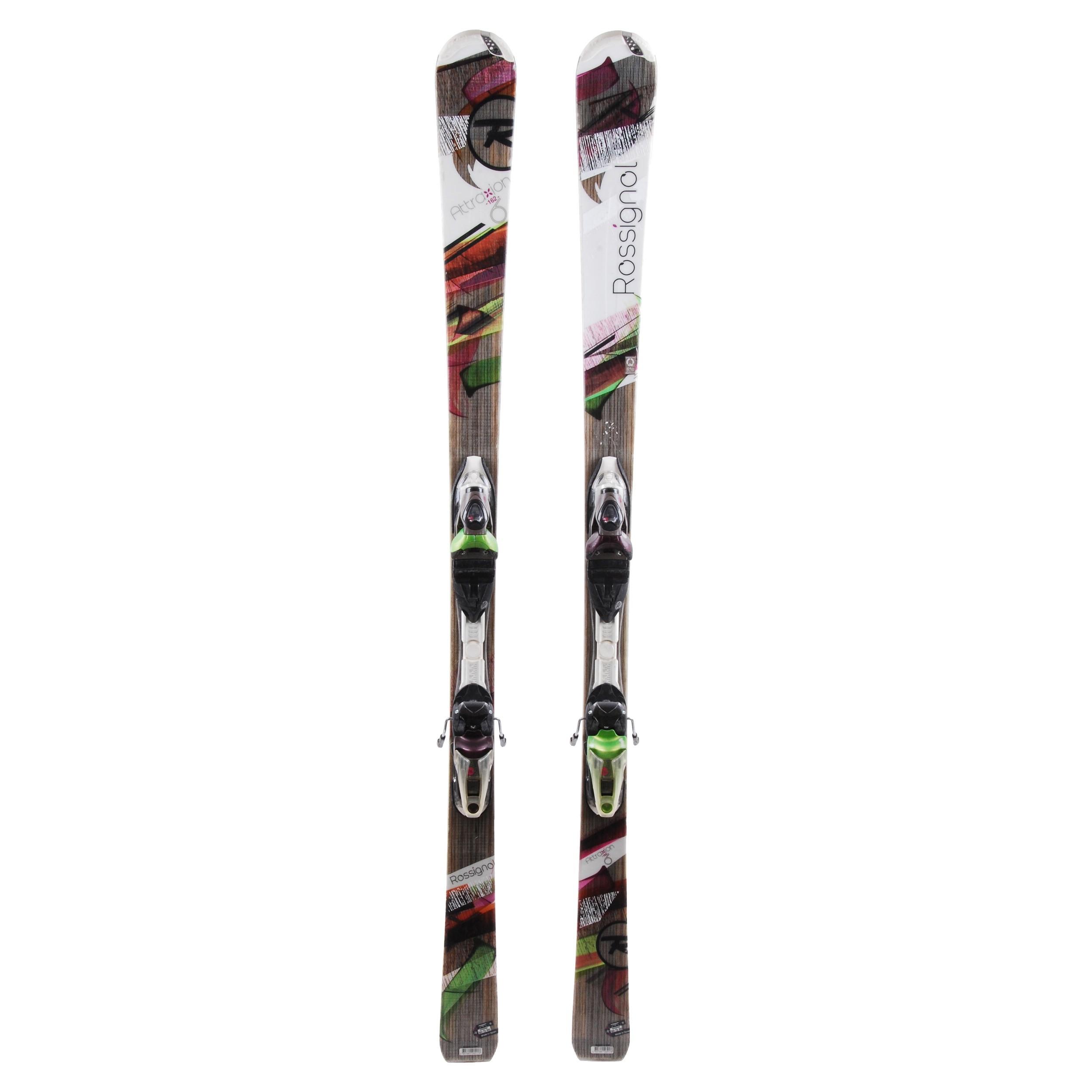 Fijaciones de esquí snowboard esquís rossignol botas de
