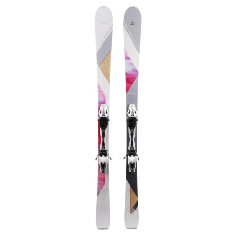 Ski Anlass Fischer Koa 80 - Bindungen