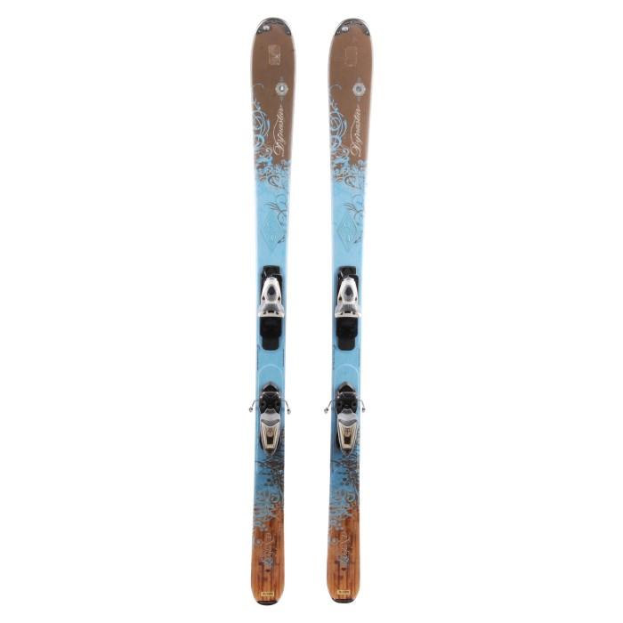 Ski occasion Dynastar Exclusive Legend powder - bindings