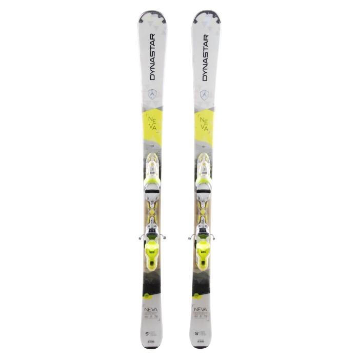 Ski occasion Dynastar Neva 78 - bindings