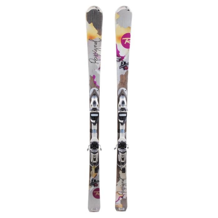 Ski Rossignol Attraxion 3 Echo + Bindung