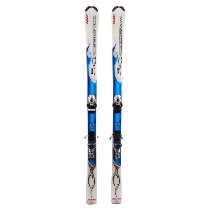 Ski Anlass Rossignol Roc X - Bindungen