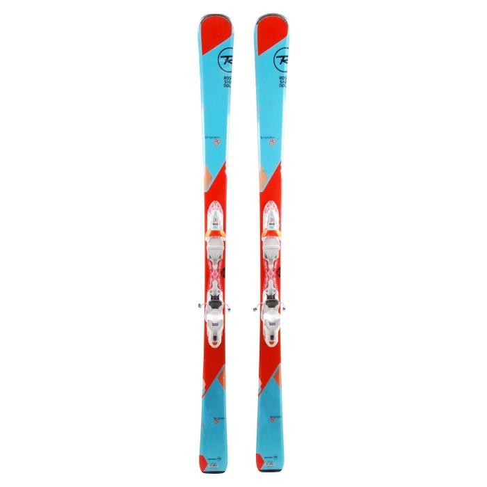 Ski occasion Rossignol Temptation 80 - bindings