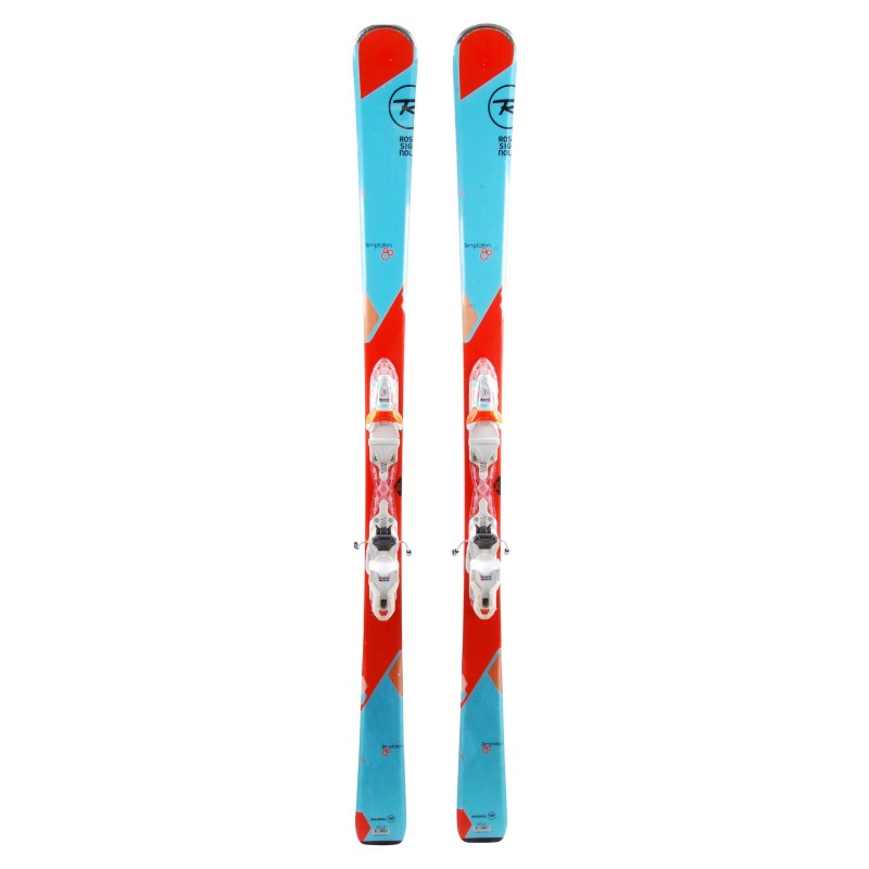 Esquí Rossignol Temptation 80 + fijaciones