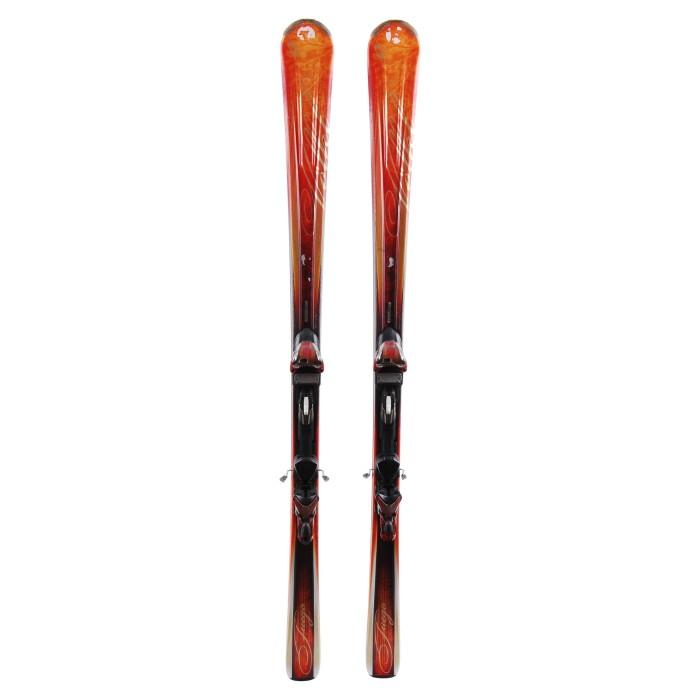 Ski occasion Volkl Fuego - bindings