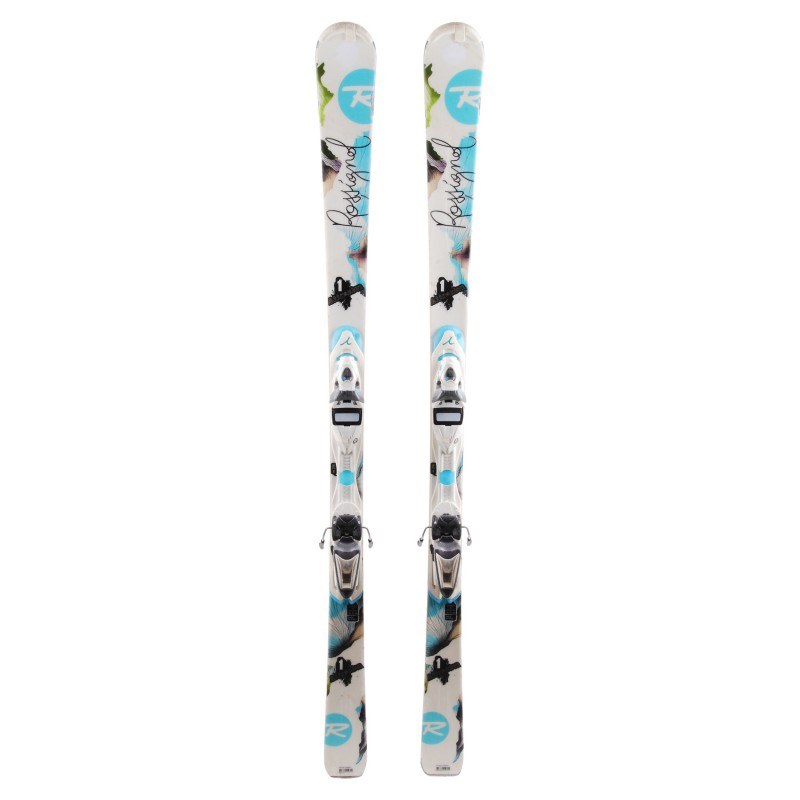 Ski Rossignol Attraxion 1 + bindung