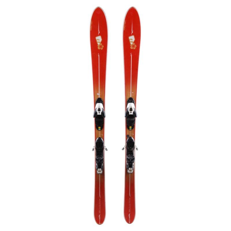 Ski occasion Salomon BBR 7.9 Sunlite qualité A + fixations