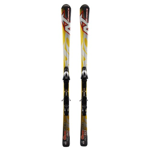 Ski occasion Nordica Gransport s10 + fixations