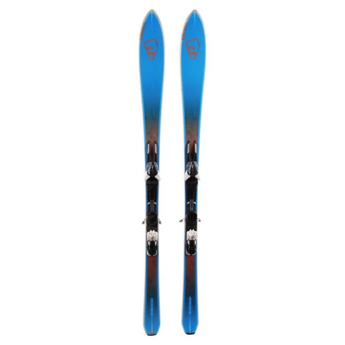 Ski Salomon BBR V Shape 7.9 + bindings