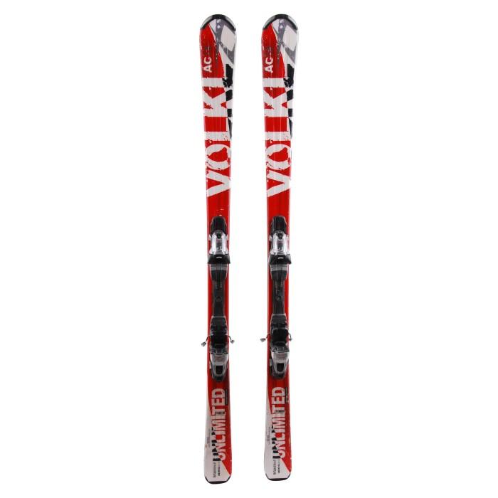 Esquí Volkl AC 7.4 + fijaciones