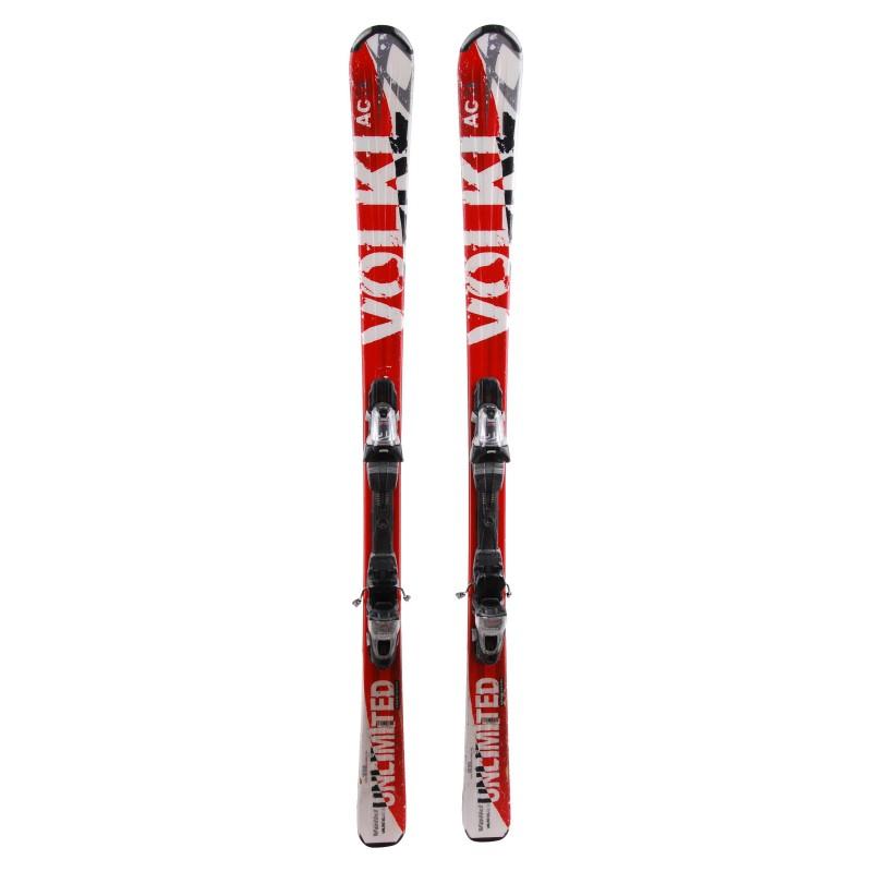 Ski Volkl AC 7.4 + bindings
