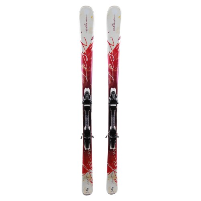 Ski Elan Zest QT + bindings