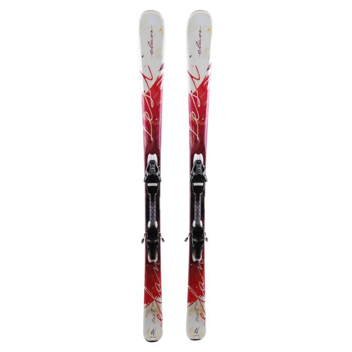 Ski occasion Elan Zest QT + fixations