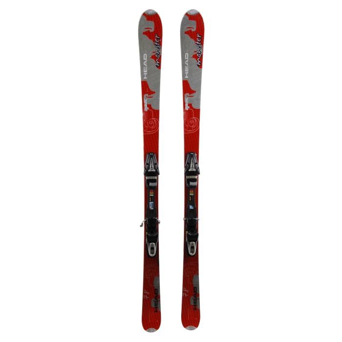 Ski occasion Head Monster 78 + Fixation