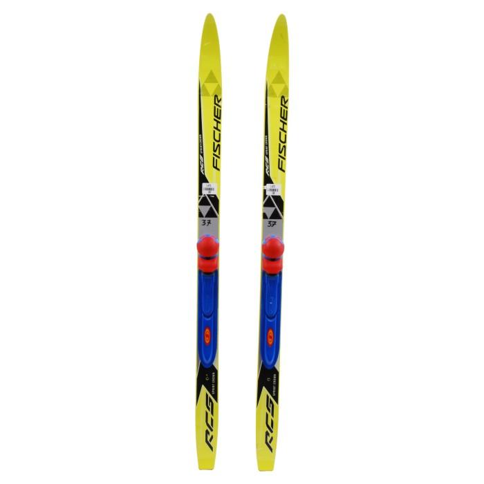 Junior Ski Ingrs Junior RCS Sprint Crown - Einstellung SNS Profil