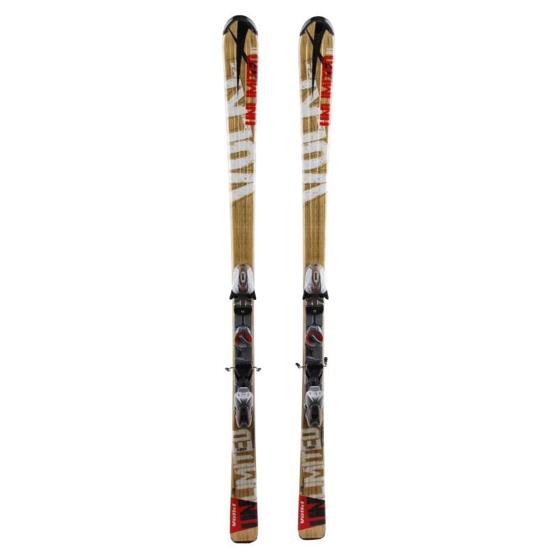 Esquí Volkl Unlimited R1 + fijaciones