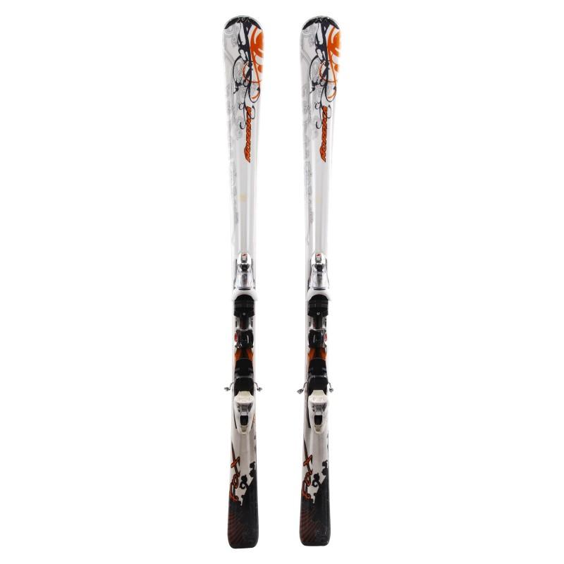 Ski occasion Nordica fox Qualité A + fixations
