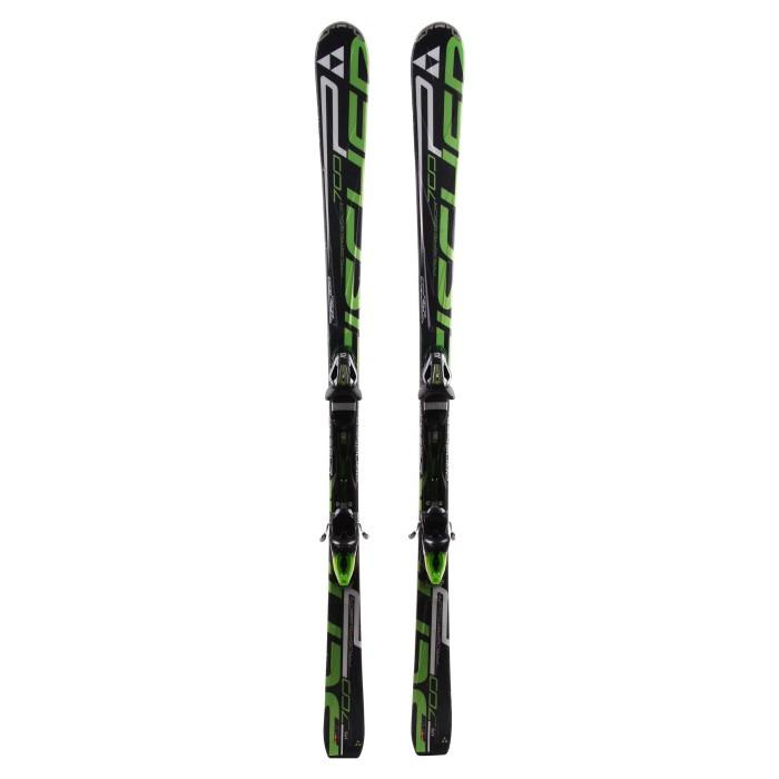 Ski occasion Fischer Progressor 700+ fixations