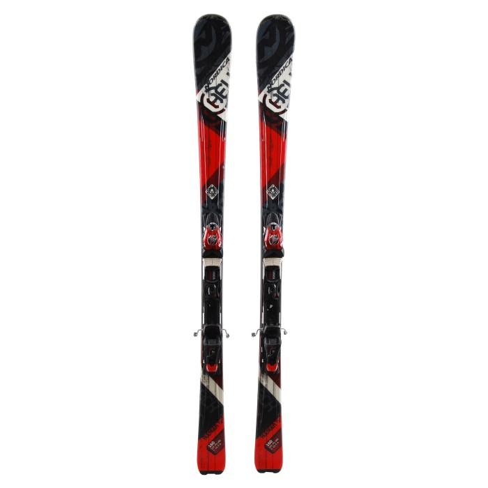 Ski Anlass Nordica Hell zurück AVENGER 75 CA - Befestigungen